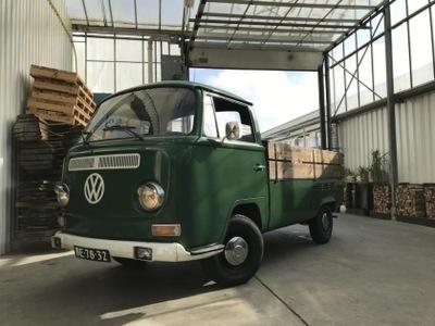 Heilig Boontje Espresso Pick-up VW