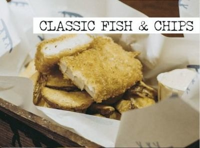 Creative Fish & Chips Food Truck