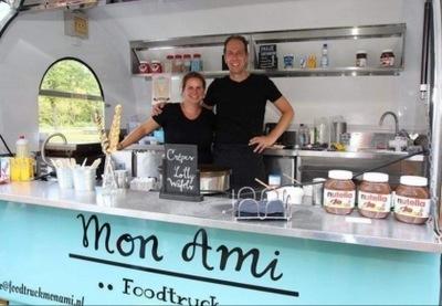 Foodtruck Mon Ami