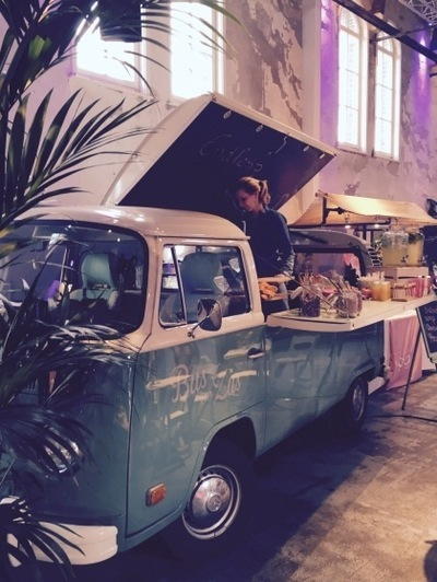 Bus van Zus Food truck