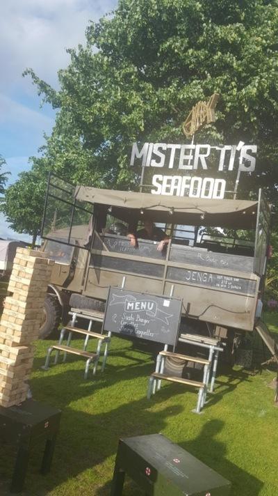 Mister Ti's
