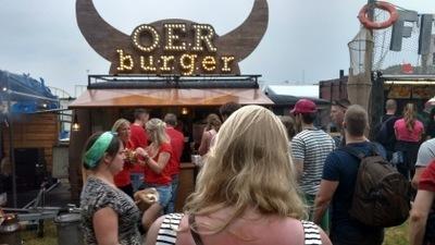 Oerburger 100% runderburgers bbq