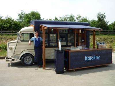 Karakter - Café op Wielen