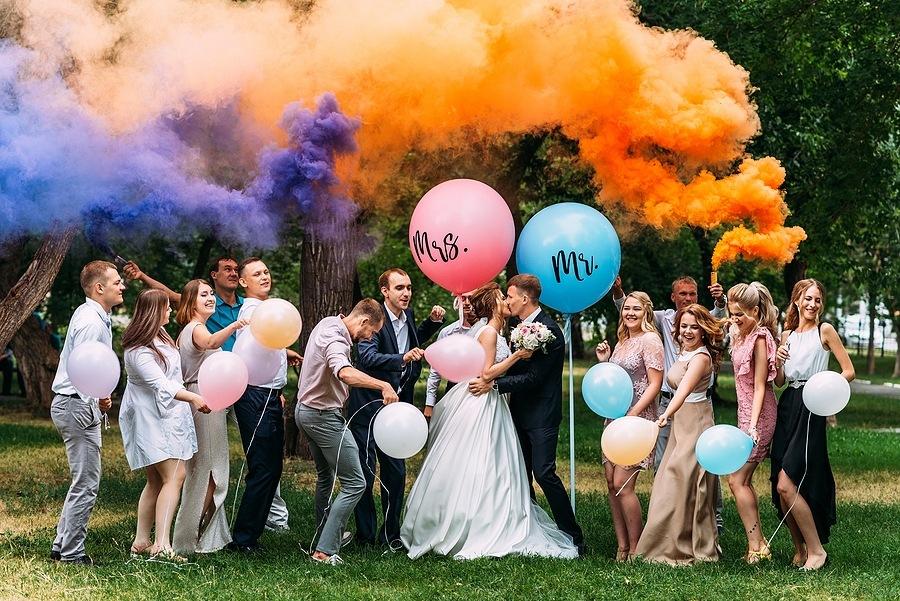 3 redenen waarom foodtrucks op bruiloften de bom zijn: