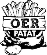 OerPatat Vers gesneden Friet!