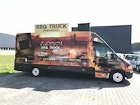 """""""VLEESCH"""" BBQ Truck"""