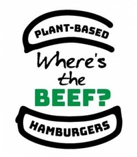 Where's the Beef? 100% Plant-based Burgers
